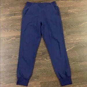 Lululemon blue joggers